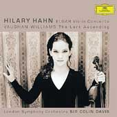 Elgar: Violin Concertos;  Vaughan WIlliams / Hahn, et al