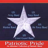 Patriotic Pride / US Army Band, US Navy Band, et al