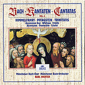Bach: Cantatas Set 3 - Ascension Day, Whitsun, Trinity