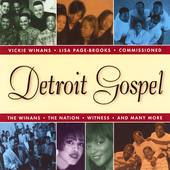 Various Artists: Detroit Gospel