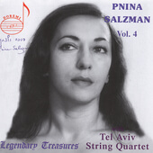 Legendary Treasures - Pnina Salzman Vol 4