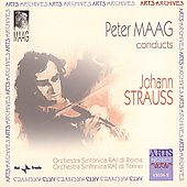 Peter Maag conducts Johann Strauss, Jr.