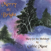 Jennifer Pratt-Walter: Merry & Bright: Harp for the Holidays