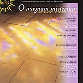 O magnum misterium - Twentieth-Century Carols / Polyphony
