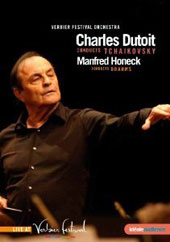 Verbier Festival 2012: Charles Dutoit and Manfred Honeck Conduct - Tchaikovsky; Brahms [DVD]