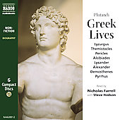 Plutarch: Greek Lives:Selections From