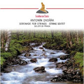 Dvorak: Serenade For Strings; String Sextet / Solisti di Praga