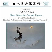 Hayasaka: Piano Concerto, etc / Okada, Yablonsky, Russian PO