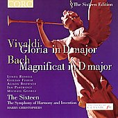 The Sixteen Edition - Vivaldi: Gloria;  Bach: Magnificat