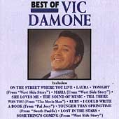 Vic Damone: The Best of Vic Damone [Curb]