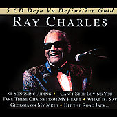 Ray Charles: Definitive Gold [Box]