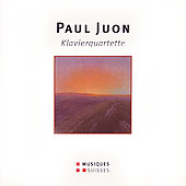 Juon: Klavierquartette / Berlin Philharmonic Piano Quartet