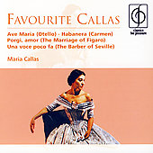 Favourite Callas