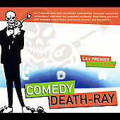 Various Artists: Comedy Death-Ray [PA] [Digipak]
