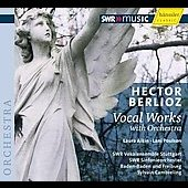 Berlioz: Vocal Works with Orchestra / Cambreling, Aikin, Poulson, SWR Vocal Ensemble Stuttgart, et al