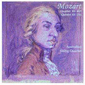 Mozart: String Chamber Music / Australian String Quartet, Brockman