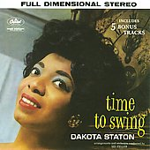 Dakota Staton: Time to Swing [Bonus Tracks]