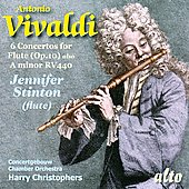 Vivaldi: 6 Concertos for Flute / Jennifer Stinton, et al
