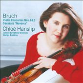 Bruch: Violin Concertos Nos. 1 & 3; Sarasate: Navarra