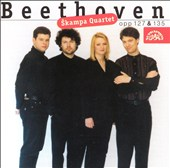 Beethoven: String Quartets Nos. 12 & 16