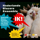 Ik! / Netherland Brass Ensemble [Bonus DVD]