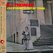 B.J. Thomas: Everybody's Out of Town [Digipak]