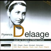 Delaage Joue sur la Piano d'Alfred Cortot