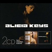 Alicia Keys: Songs in A Minor/The Diary of Alicia Keys