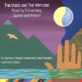 The Voice and The Virtuoso / Nielson, University of Georgia