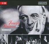 Hommage / Joseph Rouleau, bass