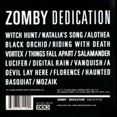 Zomby: Dedication [Digipak]
