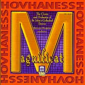 Hovhaness: Magnificat / Donald Pearson