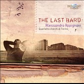 The Last Bard: Chamber music of Alessandro Appignani / Alessandro Rappignani, piano