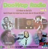 Various Artists: Doo Wop Radio, Vol. 2