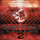 Various Artists: Sangre Nueva La Nueva Generacion del Reggaeton, Vol. 2 [CD/DVD]