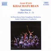 Khachaturian: Spartacus Suites 1-3 / Anichanov
