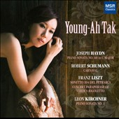 Young-Ah Tak / Haydn, Schumann, Liszt & Kirchner