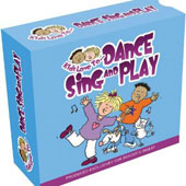 Various Artists: Kids Love to: Dance, Sing & Play