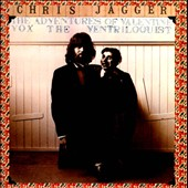 Chris Jagger: The Adventures of Valentine Vox the Ventriloquist