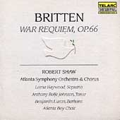 Classics - Britten: War Requiem / Shaw, Atlanta SO & Chorus