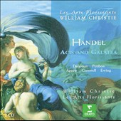 Handel: Acis and Galatea / Sophie Daneman, Patricia Petibon, Paul Agnew, Joseph Cornwell - William Christie