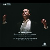 Felix Mendelssohn: Symphony No. 2 