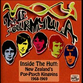 Fourmyula: Inside the Hutt: New Zealand's Pop-Psych Kingpins 1968-1969