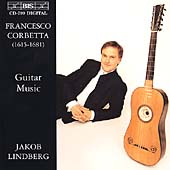 Corbetta: Guitar Music / Jakob Lindberg