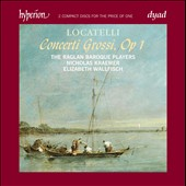 Locatelli: Concerti Grossi, Op. 1 / Elizabeth Wallfisch, violin; Raglan Baroque Players