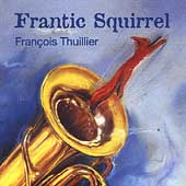 Frantic Squirrel / Francois Thuillier
