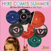 Various Artists: Here Comes Summer - 30 One Hit Wonders: UK Pop!