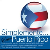 Various Artists: Simplemente: Exitos Puerto Rico