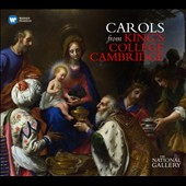 Carols from King's College Cambridge - 50 traditional carols / Choir of King's College, Cambridge. Willcocks, Ledger, Cleobury