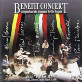 Mario Schiano: Benefit Concert to Repurchase the Pendulum for Mr. Foucault
